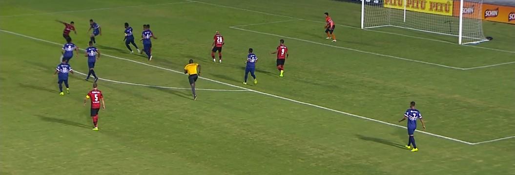 Bahia de Feira x Vitória - Campeonato Baiano 2017 - globoesporte.com 22da26baf2c04