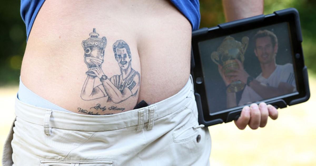 G1 Lista Reúne Histórias Bizarras Envolvendo Tatuagens
