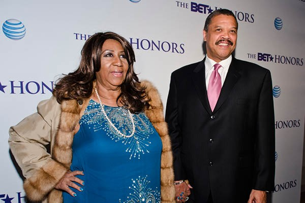 Aretha Franklin e William Wilkerson (Foto: Getty Images)