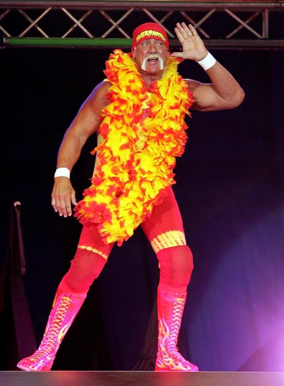 Terry Gene Bollea, conhecido como Hulk Hogan (Foto:  Paul Kane/Getty Images)