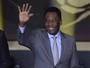 Pelé fala sobre queda de avião com time da Chapecoense: 'Uma tragédia'