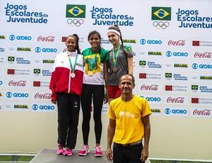 Jéssica Medeiros salto em altura CAD (Foto: Bruno Miani/Inovafoto/COB)