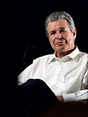 """O CRIADOR Jerson Kelman, o fundador da ANA. """"Dediquei minha vida a isso –  e o sucesso foi parcial"""" (Foto: Adriano Machado/Ed. Globo)"""