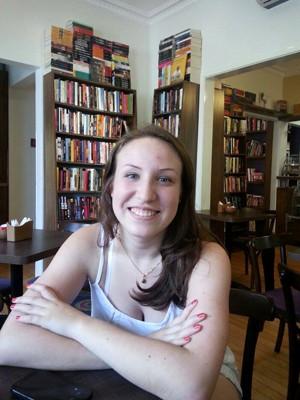 Giovana Segat estudante enem ufrgs porto alegre  (Foto: Arquivo Pessoal)