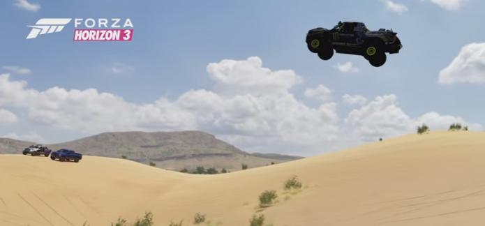 Explore a Austrália em Forza Horizon 3 (Foto: Divulgação/Microsoft)