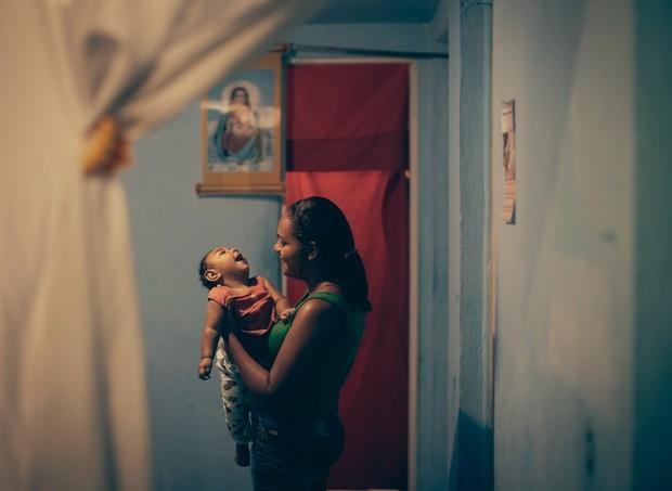 Raphaella (Foto: Helder Tavares/Ed. Globo)