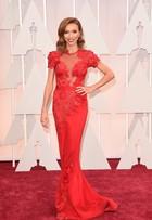 Veja o estilo das famosas no Oscar 2015