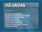 Região de Ribeirão Preto tem 59 vagas de trabalho com salários até R$ 1,7 mil