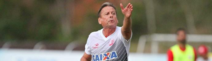 Waldemar Lemos Náutico (Foto: Marlon Costa / Pernambuco Press)