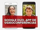 Google lança apps Allo, de bate-papo, e Duo, de videoconferência
