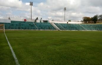 Londrina mantém preço dos ingressos para a partida contra o Toledo