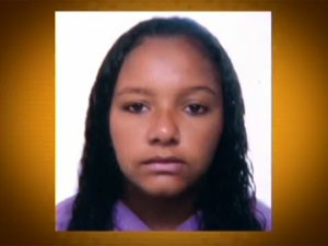 Renata Monteiro foi esquartejada; seu corpo foi achado numa mala no interior de SP (Foto: Reprodução / TV Globo)