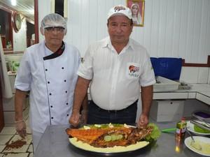 Empresário diz que é um dos mais procurados por moradores e visitantes (Foto: Karla Lima/G1)