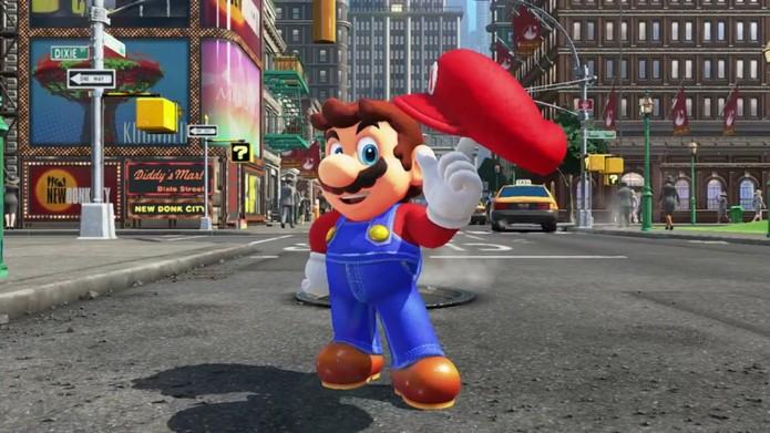 Super Mario Odyssey (Foto: Divulgação)