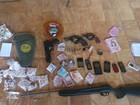 Polícia prende sete pessoas suspeitas de tráfico de drogas em MG