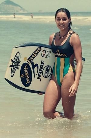 Daniela Freitas (Foto: Reprodução)