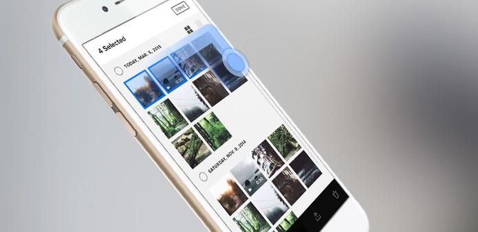 Flickr, função rolo da câmera (Foto: Divulgação/Yahoo)
