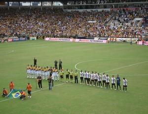 Criciúma x AtléticoPR, no Heriberto Hülse (Foto: João Lucas Cardoso / Globoesporte.com)
