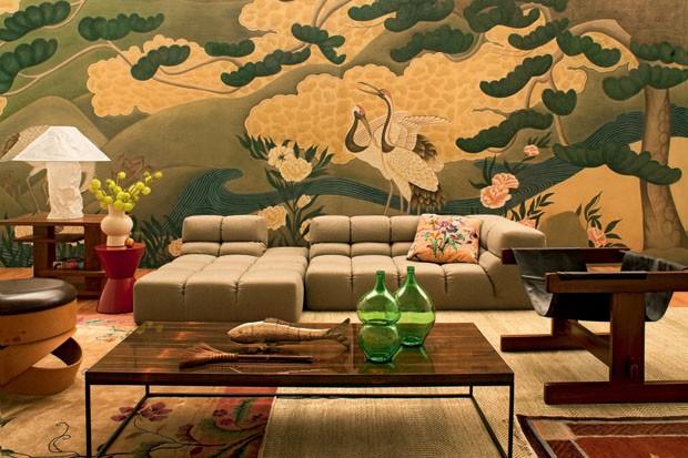 decoracao de interiores estilo oriental:Decoração exótica vinda do Oriente – Casa Vogue