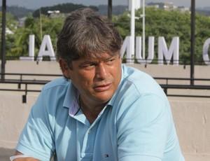 Marcelo Veiga, técnico do Botafogo-SP (Foto: Rogério Moroti / Assessoria BFC)