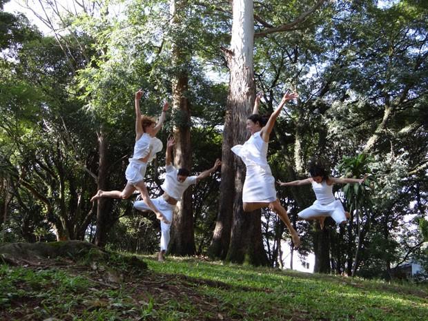 Ninhos, com Cia Balangandança (Foto: Divulgação)