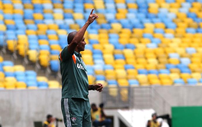 Cristovão Borges Fluminense x Atlético-PR (Foto: Nelson Perez / Flickr do Fluminense)