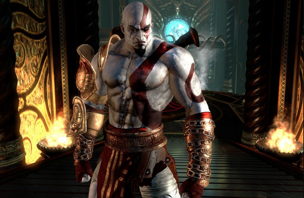 God of War 3 Remastered (Foto: Divulgação/Sony)