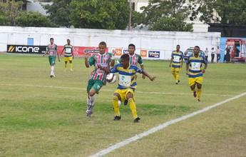 Líder, Rio Branco VN supera pressão do GEL e vence com dois gols no fim
