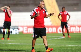 Com mudança no ataque, Fernandes prevê evolução do Botafogo-SP