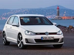 Volkswagen Golf GTI (Foto: Divulgação)