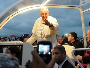 papa (Foto: Alexandre Durão / G1)
