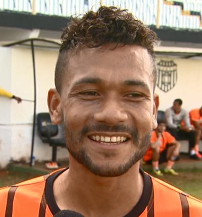 Atacante Rodrigo Maranhão União Barbarense (Foto: Pedro Santana / EPTV)