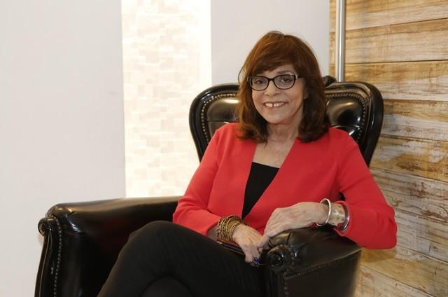 Gloria Perez (Foto: Fábio Rocha / Gshow)