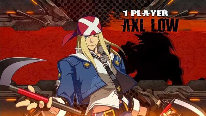 Axl Low tem inspiração em Axl Rose (Foto: Divulgação/Aksys)