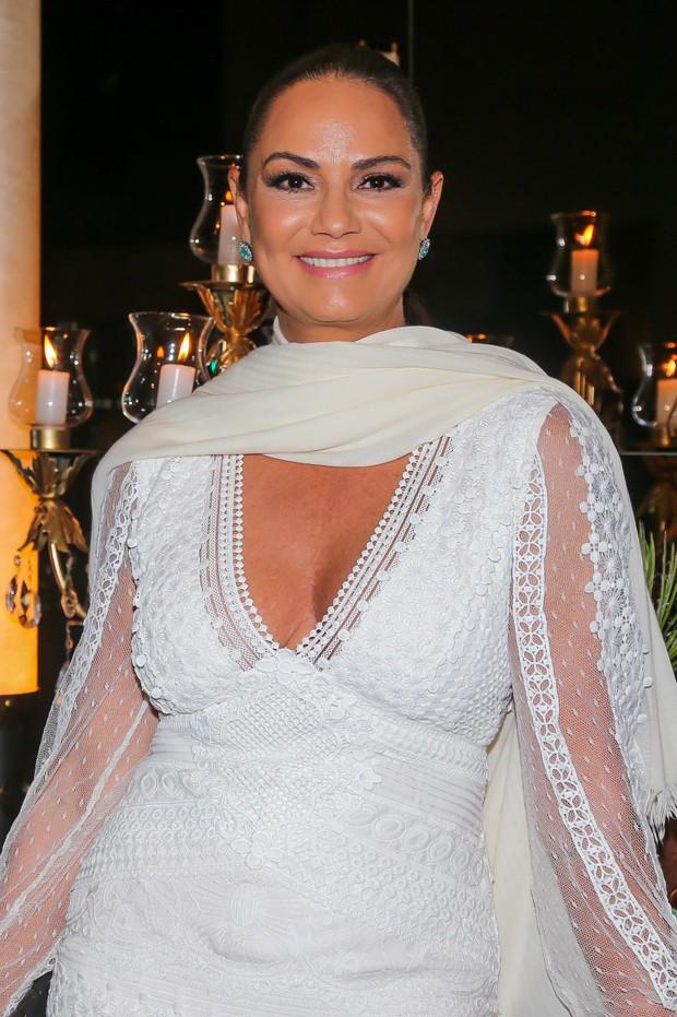 Luiza Brunet (Foto: Manu Scarpa/ BrazilNews)