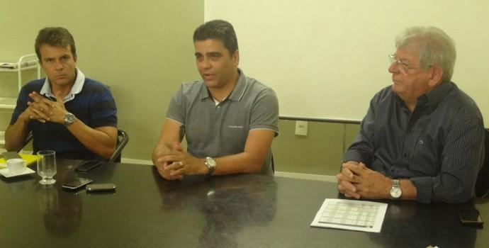 Marcelo Cabo, novo treinador do Volta Redonda (Foto: Igor Bravo/Fair Play Assessoria)