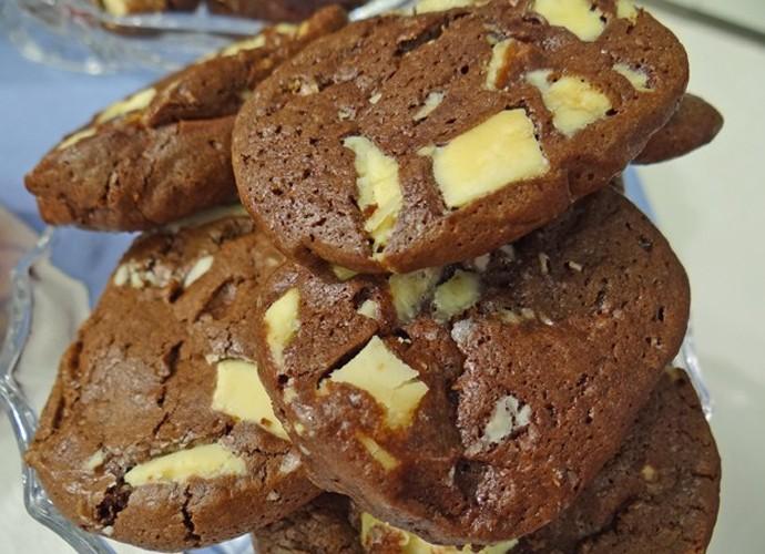 Cookies de Chocolate (Foto: Mais Você/Gshow)