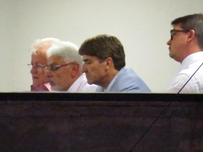 Paraná Clube Presidente Rubens Bohlen reunião Kennedy (Foto: Fernando Freire)