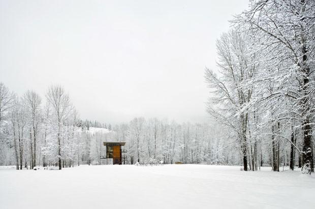 Architect: Tom Kundig (Foto: Divulgação)