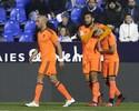 Valencia encaminha classificação na Copa do Rei e ganha confiança