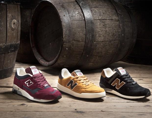 c598fdd98c7 New Balance cria linha de tênis inspirada em cervejas inglesas - GQ ...