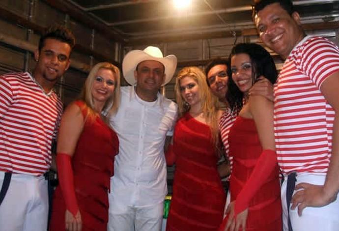 Luis Carlos Cardoso paracanoagem  (Foto: Reprodução / Site Oficial )