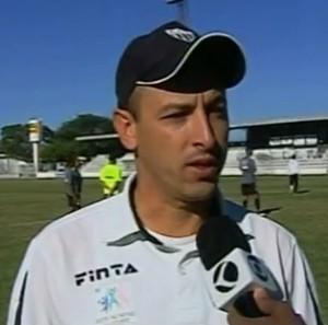 Gustavo Rodrigues Araxá Esporte (Foto: Reprodução/TV Integração)