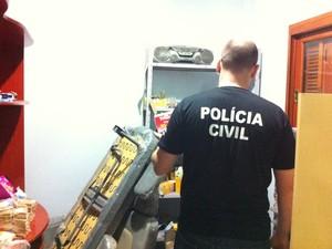 Empresa distribuía para toda Região do Vale do Sinos (Foto: Giulia Perachi/RBS TV)