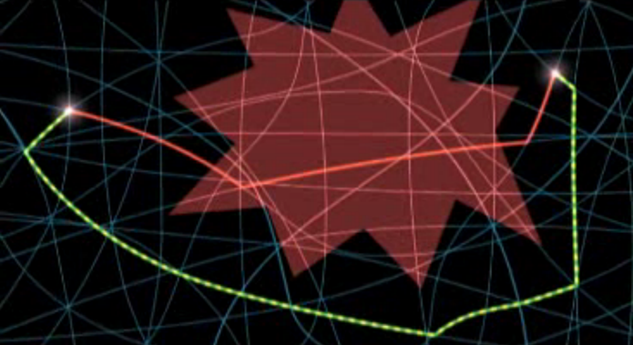 Descentralização da rede permite que dados possam navegar por múltiplos caminhos (Foto: Divulgação/NIC.br)