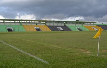 Copa Verde no Aluizão terá portões fechados por determinação da CBF