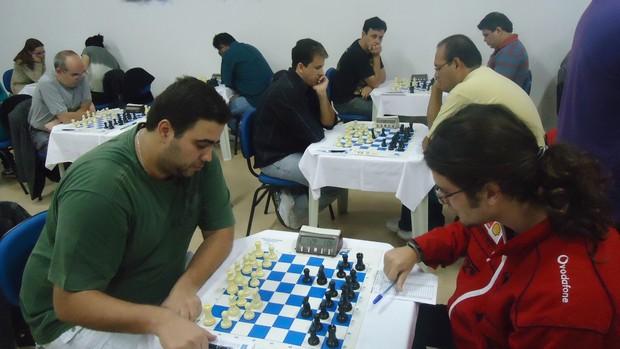 camp. xadrez (Foto: Divulgação )