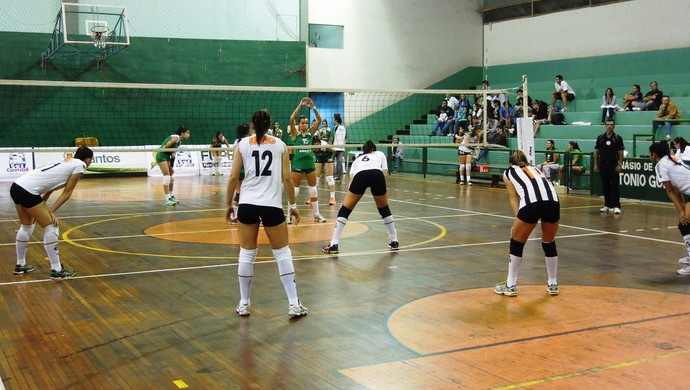 Santos sub-19 supera Franca, 3 sets a 1  (Foto: Divulgação / Zerri Torquato)