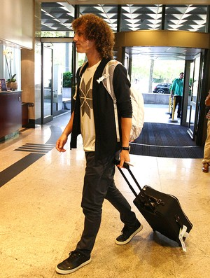 David Luiz brasil suíça (Foto: Mowa Press)