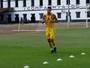 Rio Branco faz treino tático defensivo e tem a volta do zagueiro Santiago